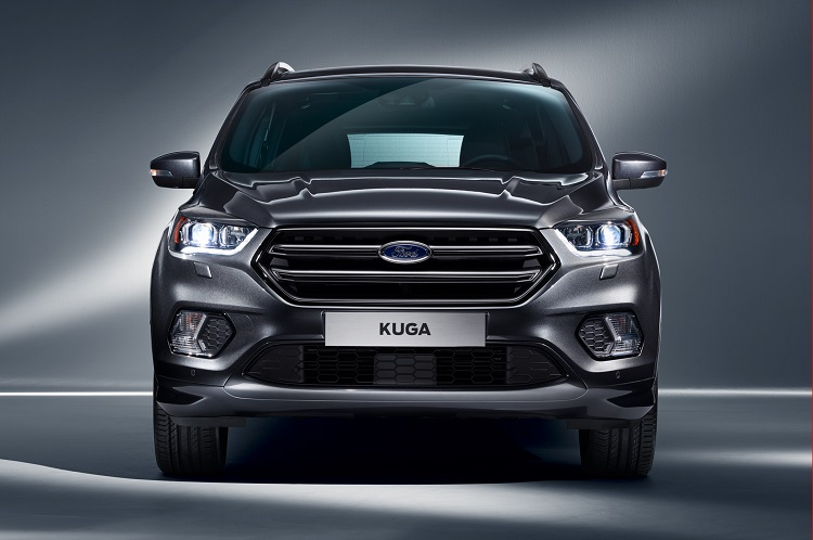 2018 Ford Kuga front view