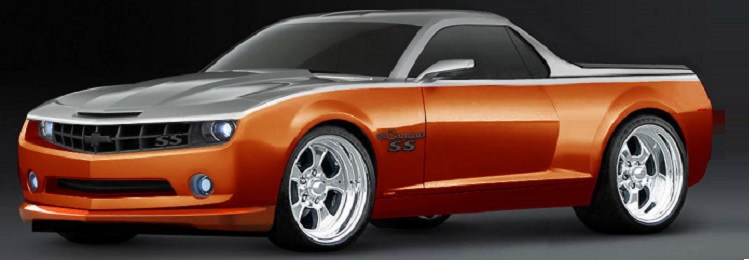 2018 Chevrolet El Camino - rumors, redesign, engine ...
