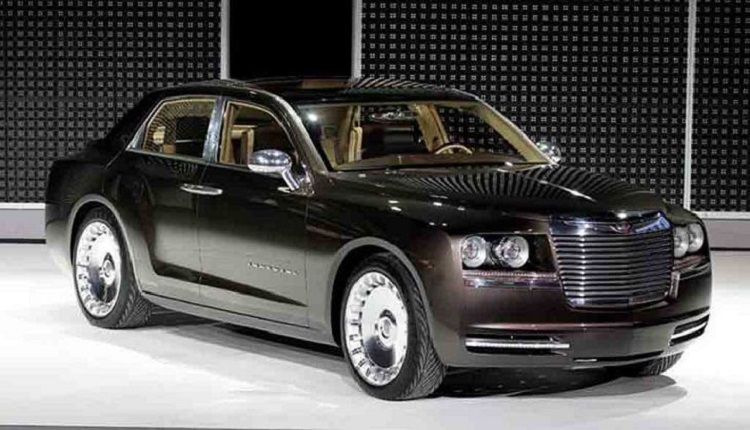 2018 Chrysler Imperial concept