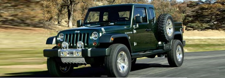 jeep wrangler pickup truck specs rumors release date diesel