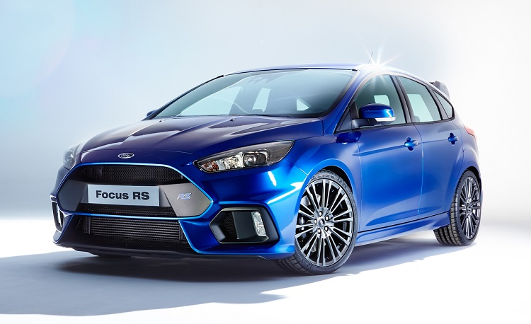 2019 Ford Focus front view