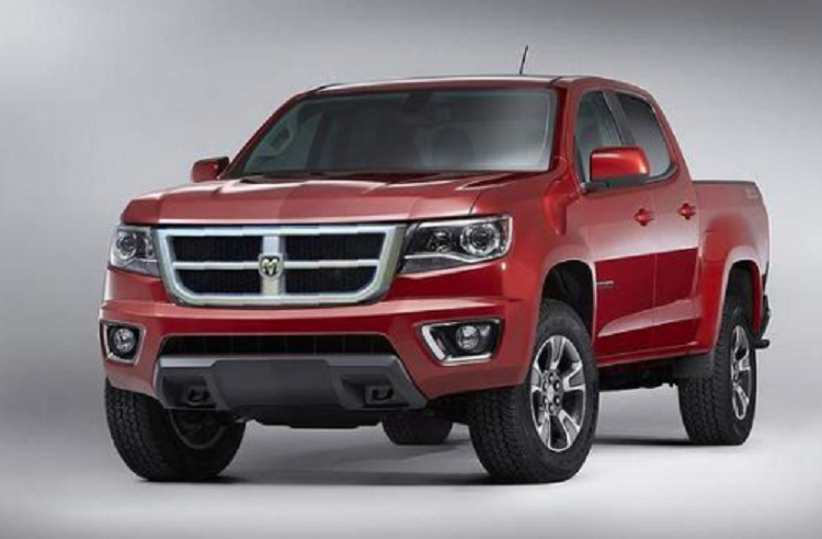 2018 dodge dakota redesign price spy pics specs changes engine. Black Bedroom Furniture Sets. Home Design Ideas