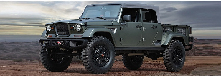 jeep truck concept specs release date price msrp engine