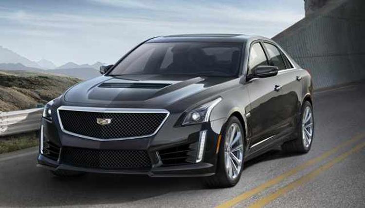 2018 Cadillac CT2