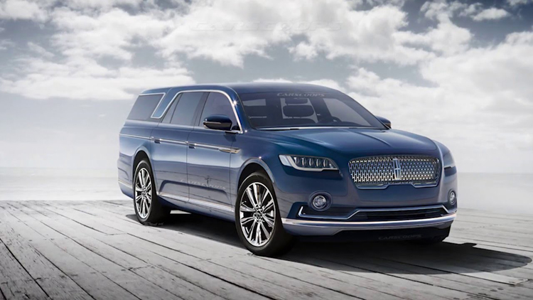 2018 lincoln navigator l price release date usa specs suv styling. Black Bedroom Furniture Sets. Home Design Ideas
