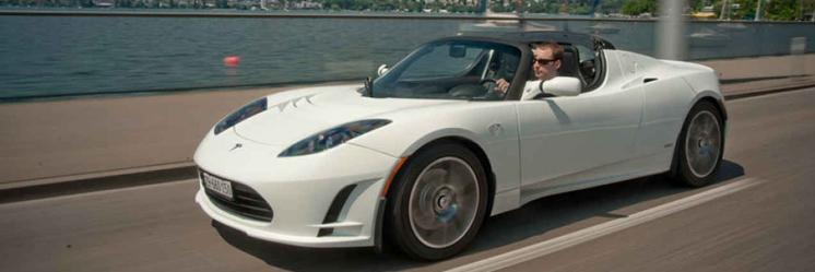 2018 Tesla Roadster