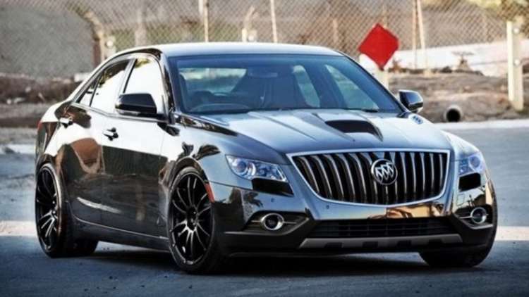 2018 Buick Grand National