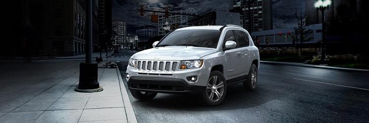 2018 Jeep CUV