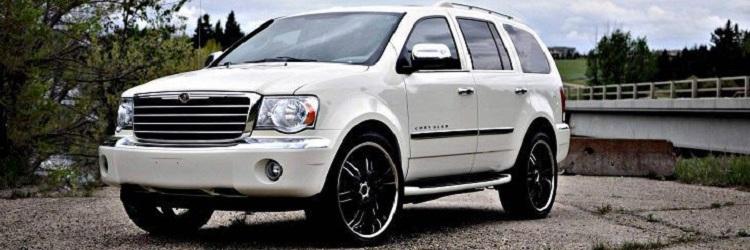 2018 Chrysler SUV - specs, release, crossover, facelift ...