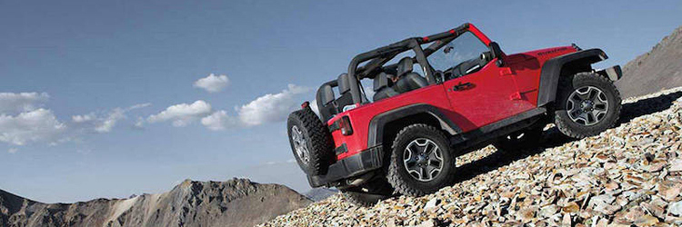 2018 Jeep Wrangler Hybrid