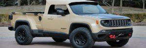 2018 Jeep Pickup Truck