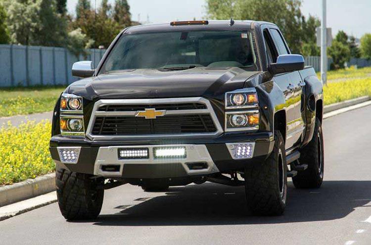 2018 Chevrolet Reaper