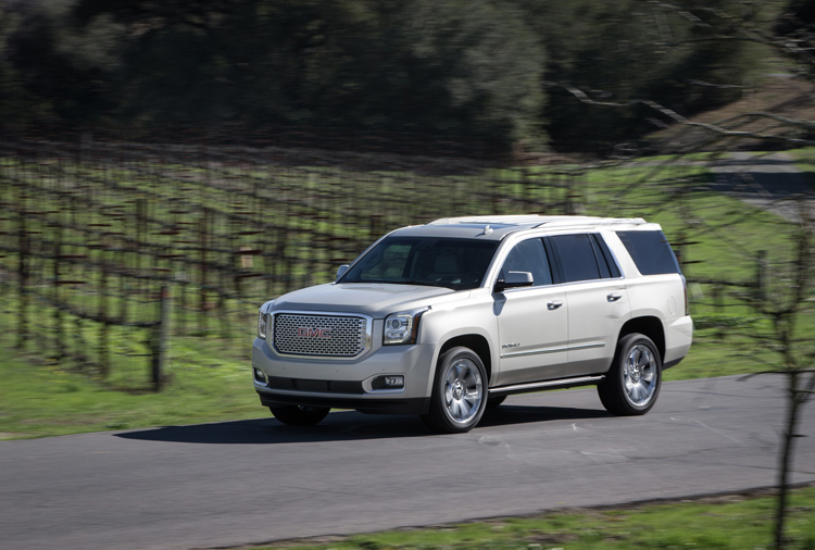 2018 gmc yukon denali changes xl release date interior redesign. Black Bedroom Furniture Sets. Home Design Ideas