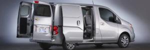 2018 Chevrolet City Express