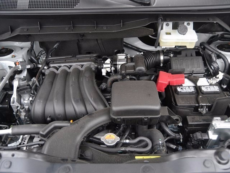 2018 Chevrolet City Express engine