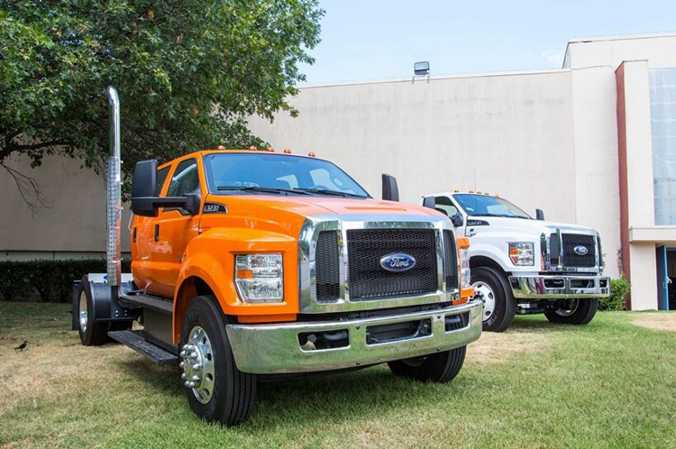2018 Ford F-650 - pickup, super truck, heavy duty, specs, price, redesign