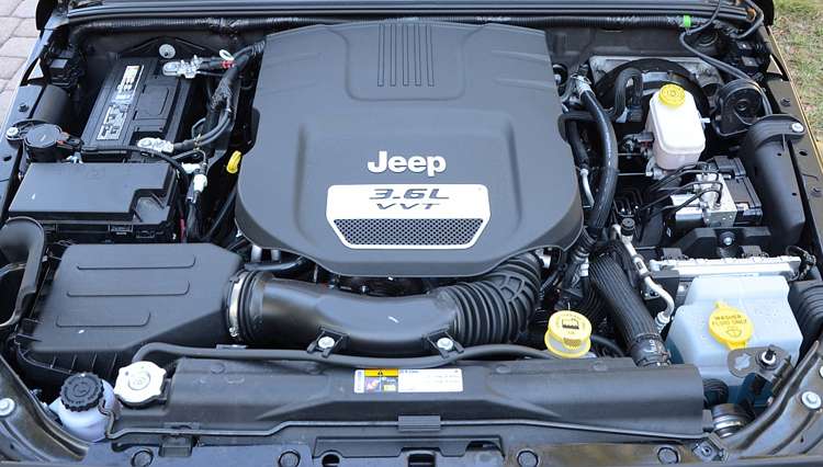 2018 Jeep Wagoneer 3.6 V6