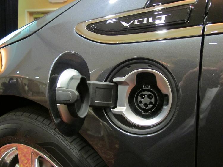 2019 Chevrolet Volt hybrid