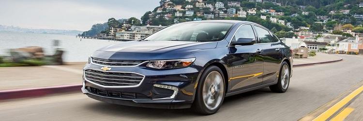2019 Chevrolet Malibu - specs, release date, price, engine ...