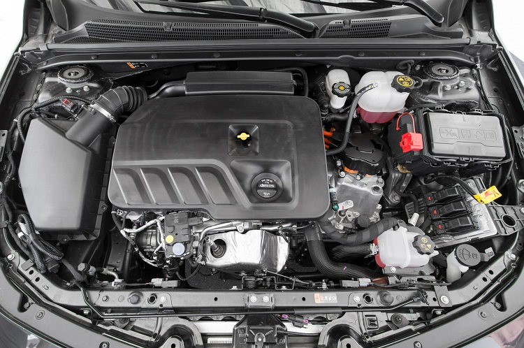2019 Chevrolet Malibu engine