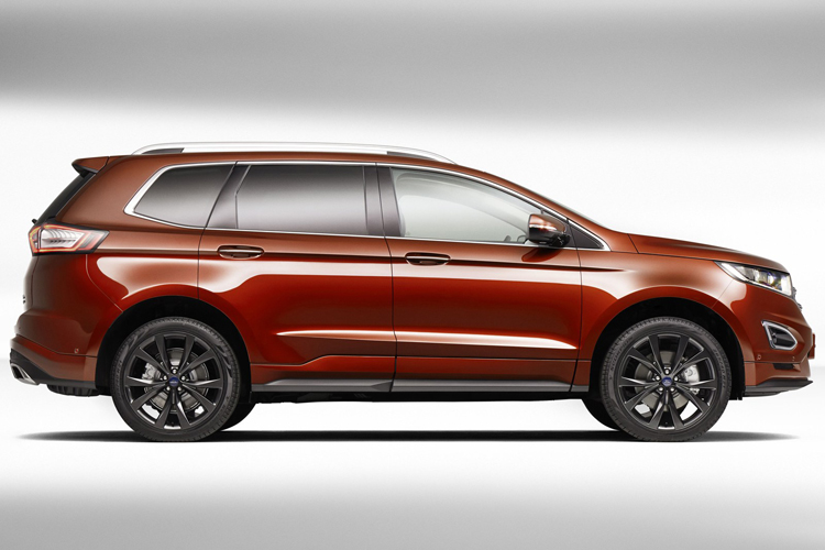 2019 ford edge changes redesign release date price sport colors. Black Bedroom Furniture Sets. Home Design Ideas