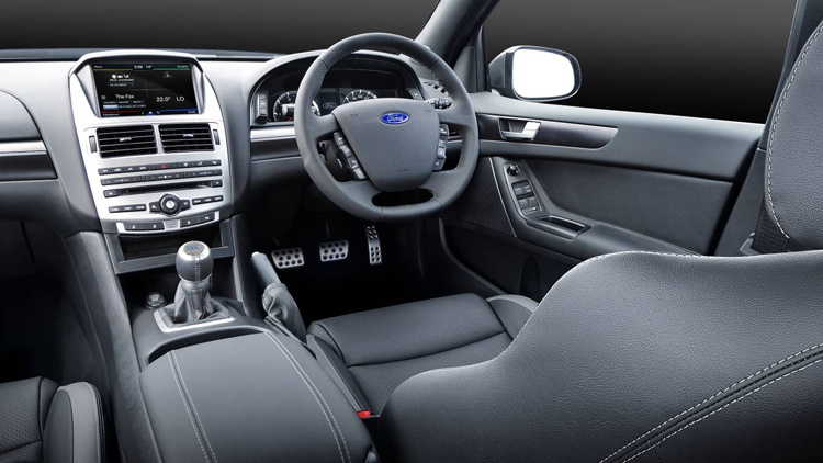 2019 Ford Falcon wheel