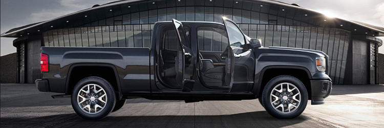 2019 GMC Sierra 1500 side