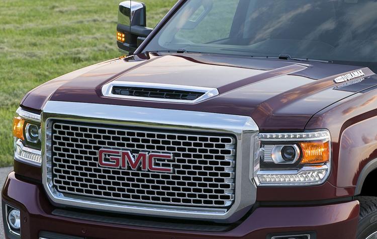 2019 GMC Sierra 1500 grille