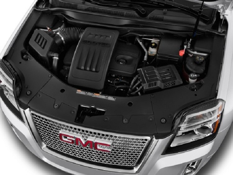 2019 GMC Granite engine