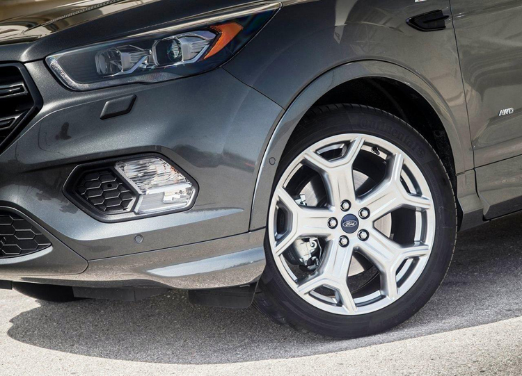 2019 Ford Kuga wheel