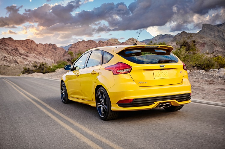 2019 ford focus st review specs engine hp release date redesign. Black Bedroom Furniture Sets. Home Design Ideas