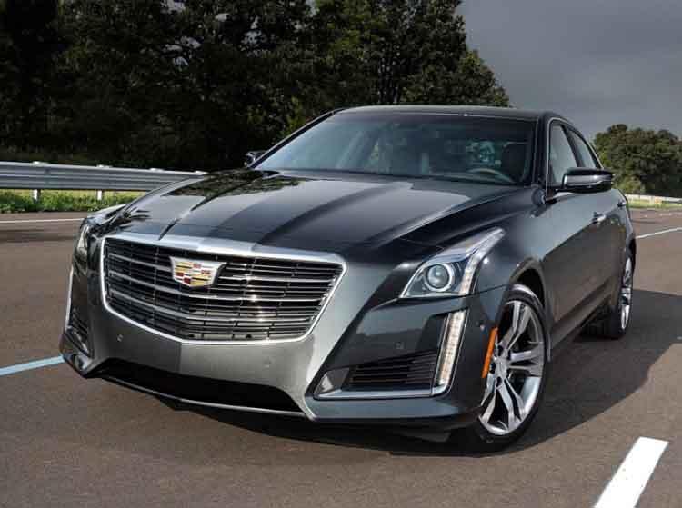 2019 Cadillac CT2