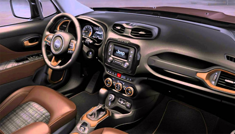 2019 Jeep Grand Wagoneer interior