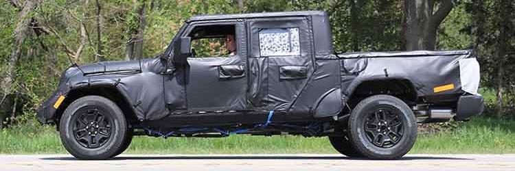 2019 Jeep Wrangler Pickup