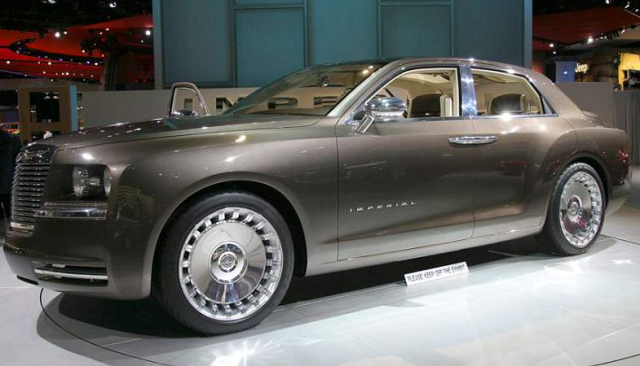 2019 Chrysler Imperial