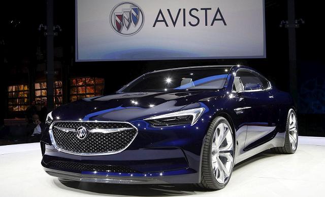 2019 Buick Avista