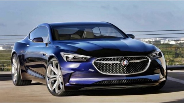 2019 Buick Grand National review