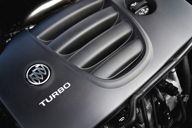 2019 Buick Verano engine