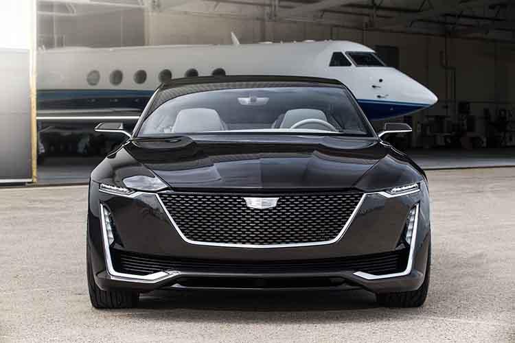 2019 Cadillac ATS front