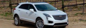 2019 Cadillac XT5 front