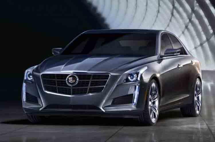 2019 Cadillac XTS front