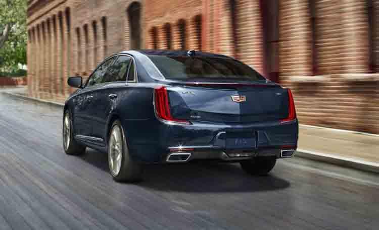 2019 Cadillac XTS rear