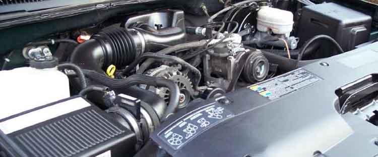 2019 Chevy el Camino engine