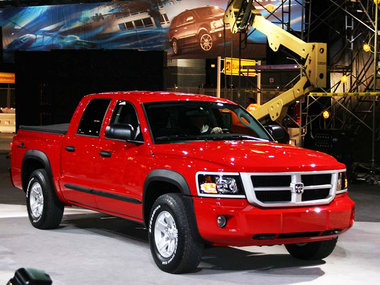 2019 Dodge Dakota front