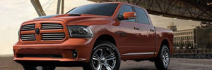 2019 Dodge Dakota grille