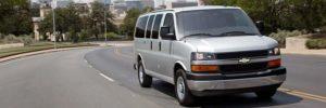 2019 Chevrolet Express Passenger Van
