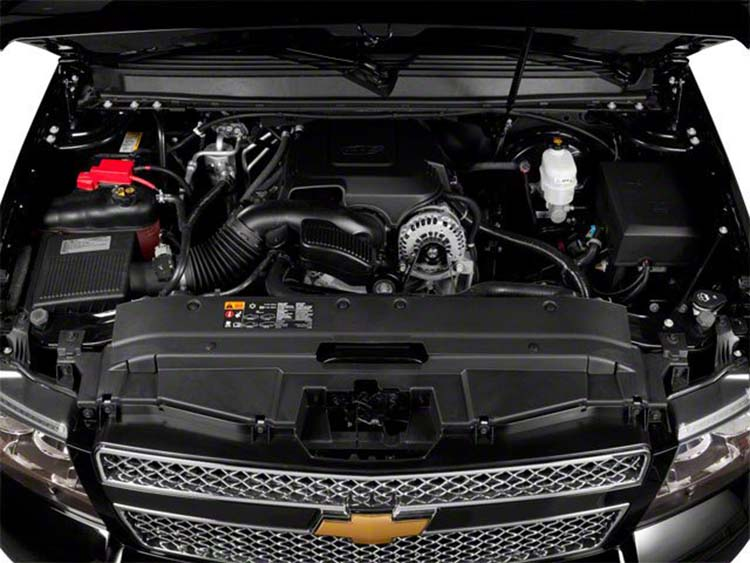 2019 Chevrolet Suburban engine