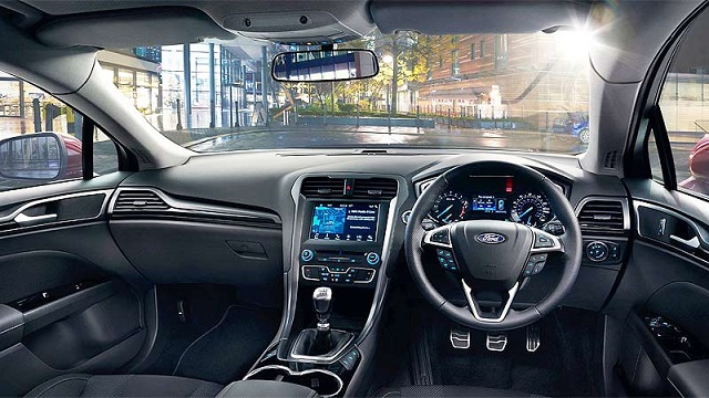 2019 ford mondeo the european ford taurus best american cars - Ford mondeo interior ...