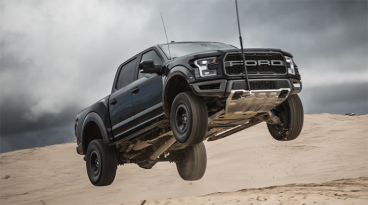 2019 Ford Raptor ranger