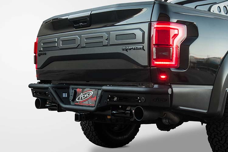 2019 Ford Raptor rear